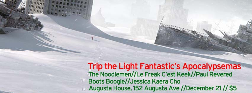 Trip The Light Fantastic Flyer