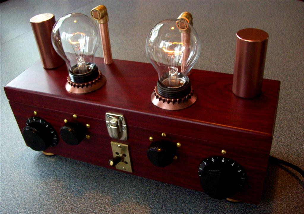 Steampunk DIY Synth