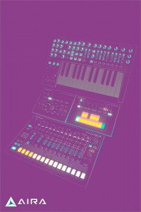 Roland Aira Products - 3/4