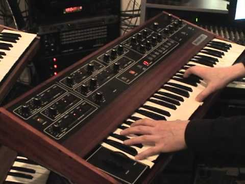 Sequential Prophet-5 (rev. 2)