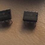 MN3009 IC x2